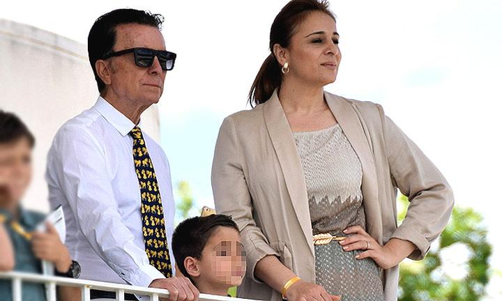 Ana María Aldón, nerviosa ante el gran día, comparte una simpática anécdota del \'look\' de su hijo