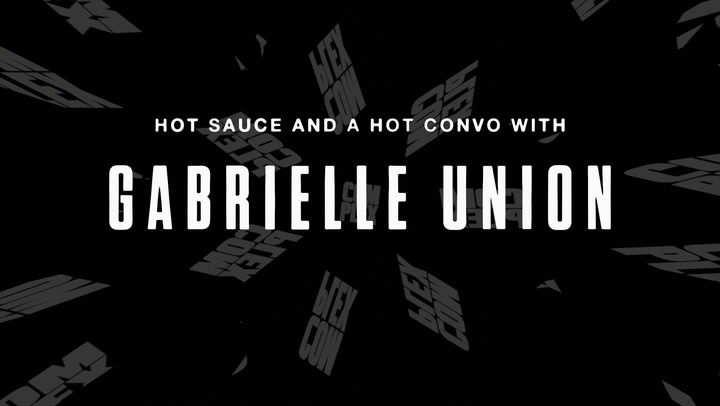 Gabrielle Union: Hot Ones