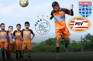 'Choche', el talentoso hondureño que buscará convencer a Ajax y PSV de Holanda