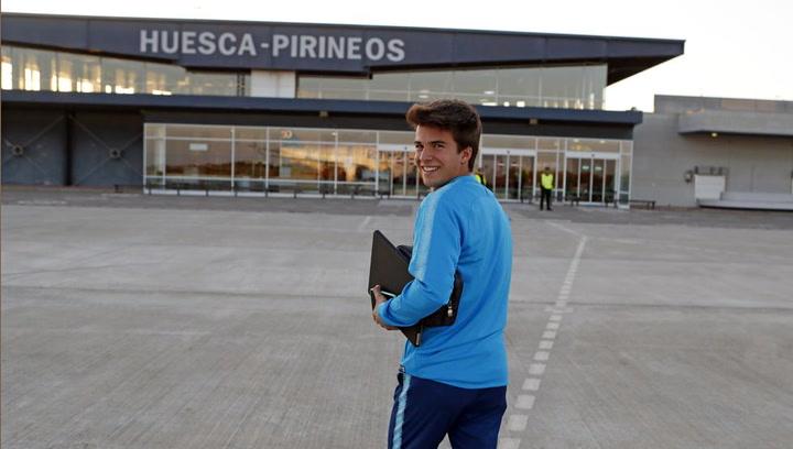 Riqui, Todibo, Wague, Murillo y Boateng, titulares en Huesca