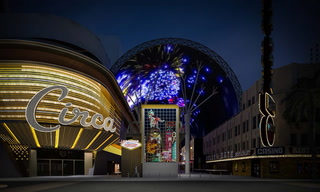 Fremont Street is getting a new LED sign – VIDEO