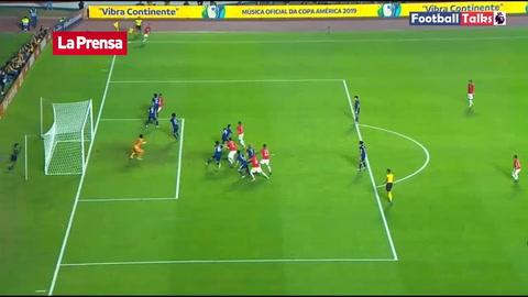 Japón 0 - 4 Chile (Copa América 2019)