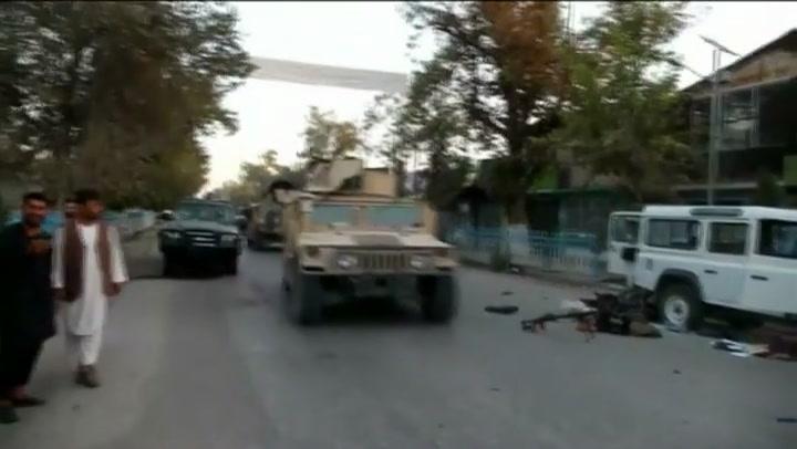 Afghanistan herovert Kunduz