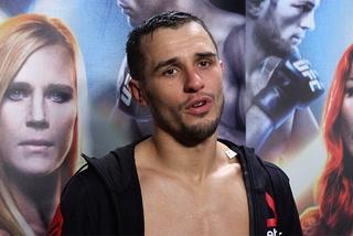 UFC's Jury on fatherhood and his return to Alliance MMA