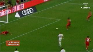 Bayer Múnich 3-1 Real Madrid