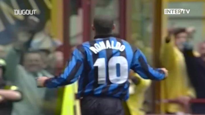 Inter's Top Five Goals Vs Sampdoria