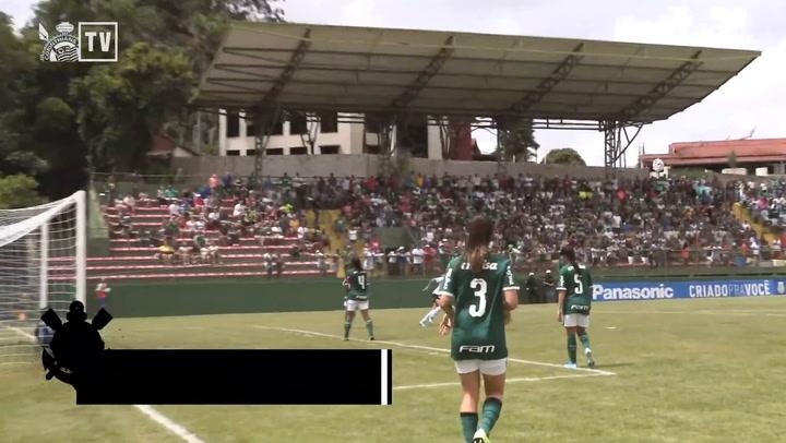Corinthians Feminino open Brasileiro 2020 with win over Palmeiras