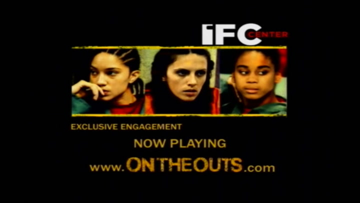 On the Outs - Trailer 1