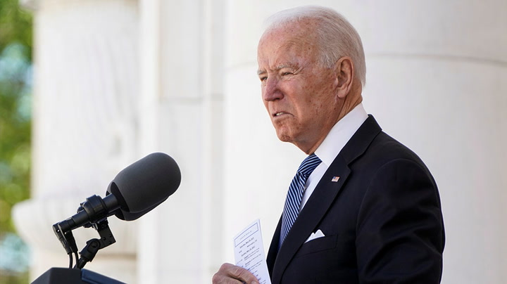 Watch live as Biden makes remarks on Americans with Disabilities Act