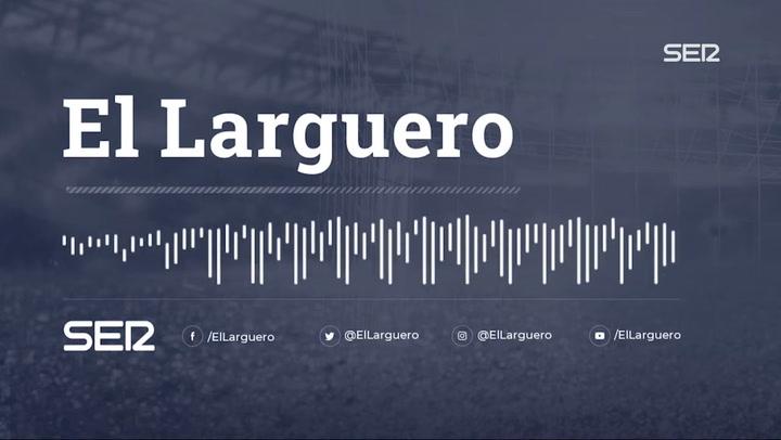 Pedja Mijatovic analizó en 'El Larguero' algunos aspectos del Clásico entre Barça y Madrid