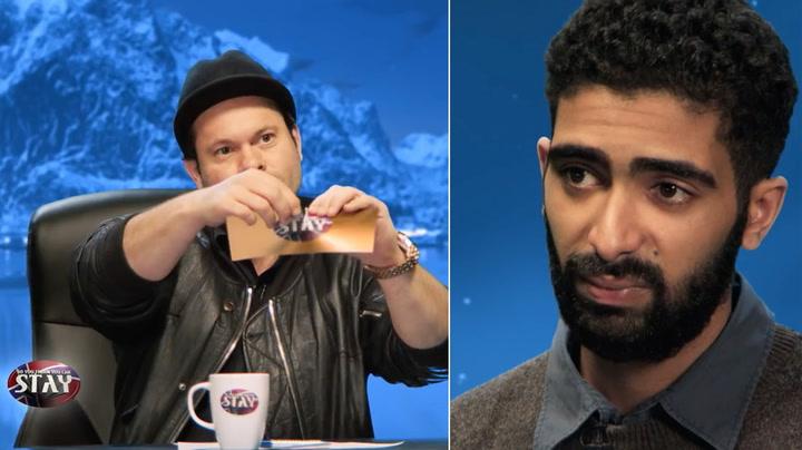 Hvis Amir vinner gullbilletten, får han bli i Norge
