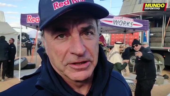 Carlos Sainz, intratable: segundo triunfo y es más líder