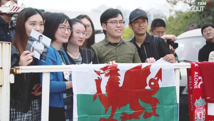 Wales Recap of Incredible China Cup Tour!