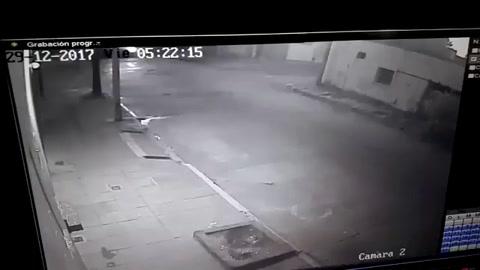 El video que muestra a Nahir Galarza, tras el crimen de Fernando