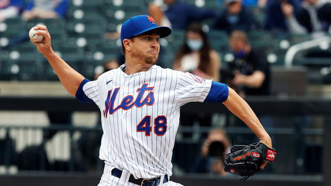 Could Jacob deGrom win the MVP and Cy Young awards this season?
