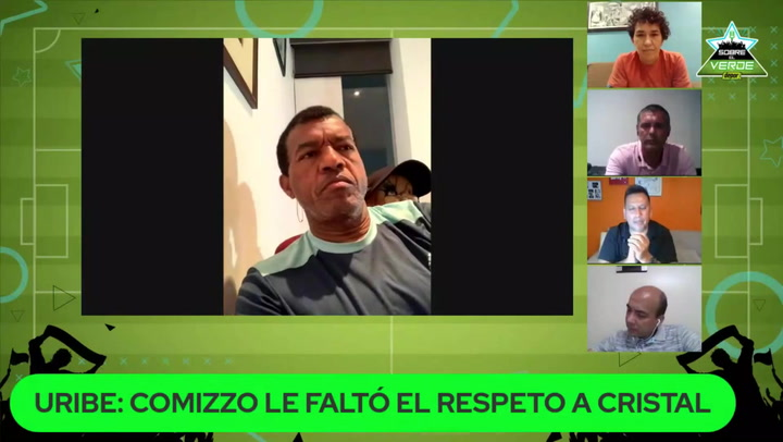 'Sobre el verde' por Depor: los elogios de Julio César Uribe a Jorge Cazulo