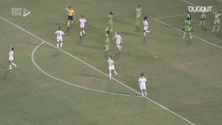 Ketlen's 100th Santos FC goal