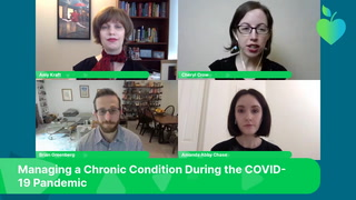 Managing Chronic Diseases During the COVID-19 Pandemic