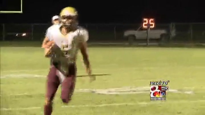 Hallsville at Eldon FNF Week Seven
