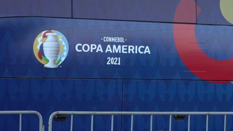 Copa América: 140 casos de covid-19
