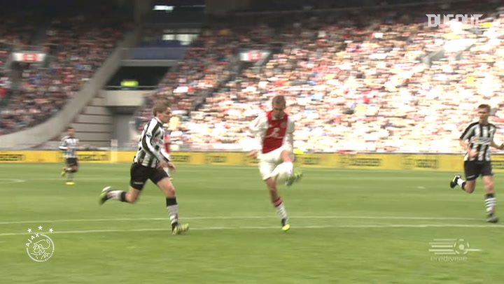 Siem de Jong's best Ajax moments