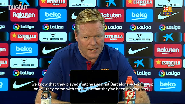 Ronald Koeman: 'I've been in this game for a lot of years'