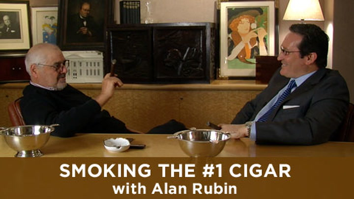 Smoking the #1 Cigar with Alan Rubin