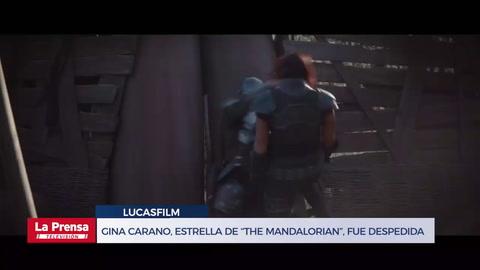 Gina Carano, estrella de