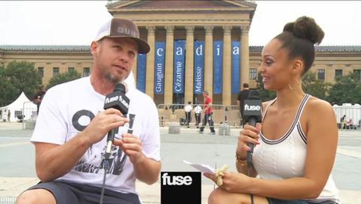 Pearl Jam's Jeff Ament On New Project RNDM