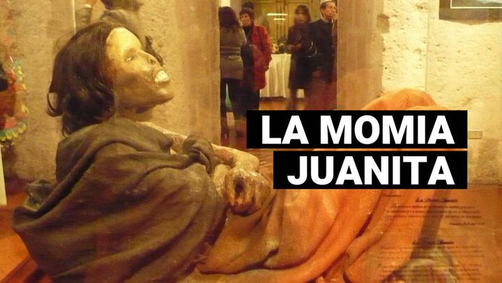 ¿Quién es la momia Juanita?: este es el museo donde puedes conocerla