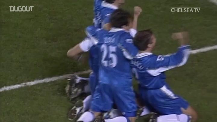 أهداف لا تصدق: روبيرتو دي ماتيو أمام أرسنال