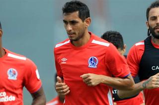 Chaco Maidana reconoce que se quiere retirar en Olimpia y que no jugaría en Motagua