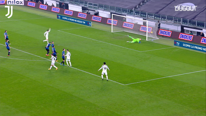 Federico Chiesa's amazing goal vs Atalanta
