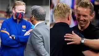 Los candidatos a sustituir a Koeman en Barcelona si hay catástrofe contra el Granada