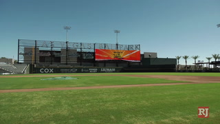 Las Vegas Ballpark opens for public tours – Video