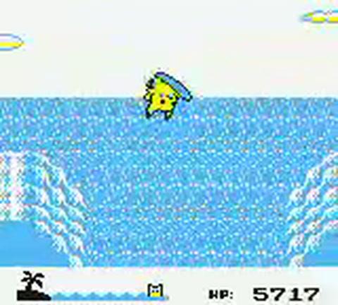 Pikachu se convierte en la imagen del surf en Japón