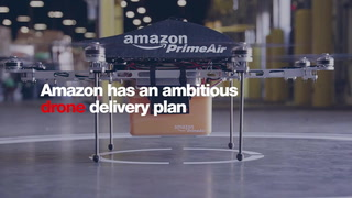 'Drone beehives'? Check out Amazon's ambitious new plan for fast deliveries