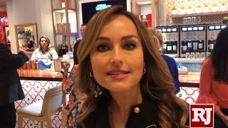 Giada talks Vegas Uncork'd