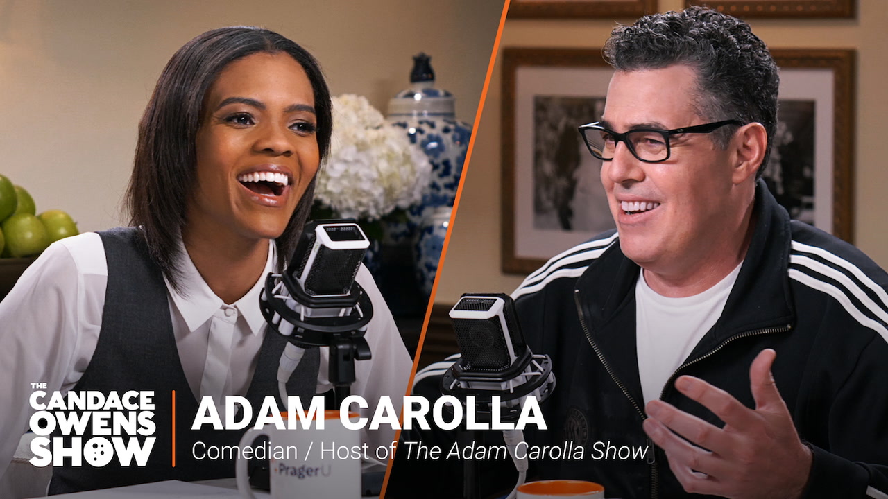The Candace Owens Show: Adam Carolla