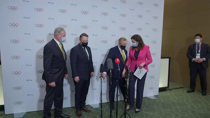 澳大利亚布里斯班在没有竞争对手的情况下被选为2032年奥运会的主办城市