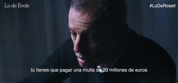"Sandro Rosell: ""Me ofrecieron pactar si me declaraba culpable: dije NO"""