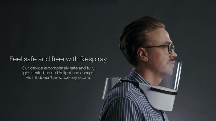 Este es el purificador de aire portátil contra el coronavirus que podría sustituir las mascarillas