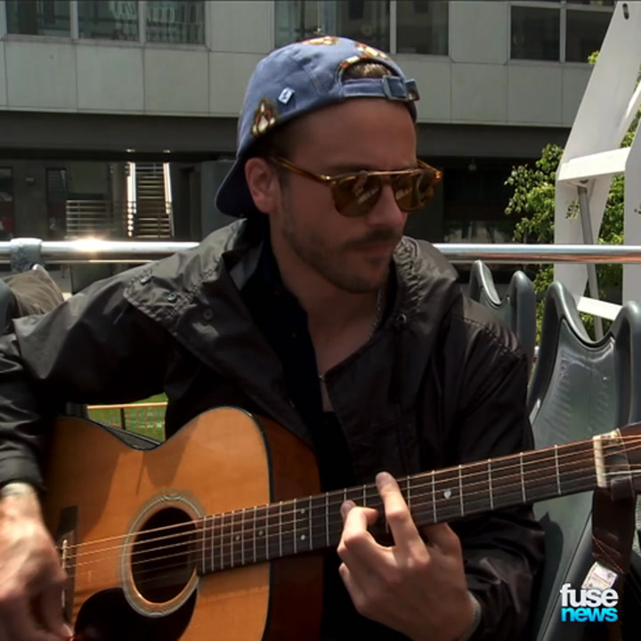 """Portugal. The Man Perform """"Purple Yellow Red and Blue"""" Acoustic"""