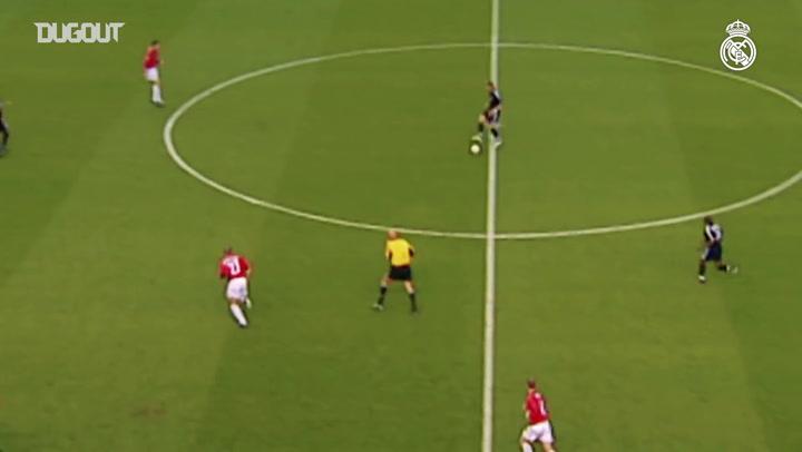 أبطال الهاتريك: رونالدو أمام مانشستر يونايتد