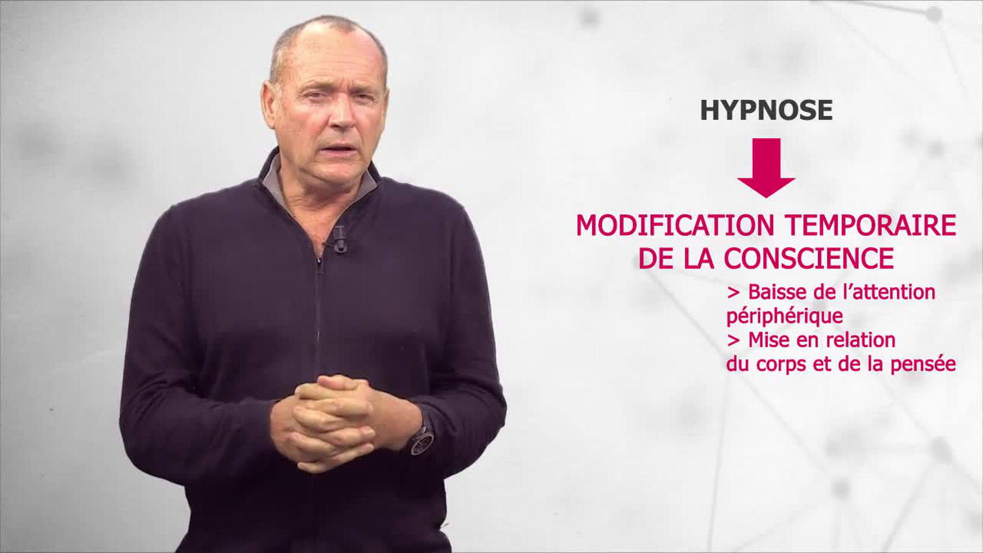 Santé médecine : Hypnose