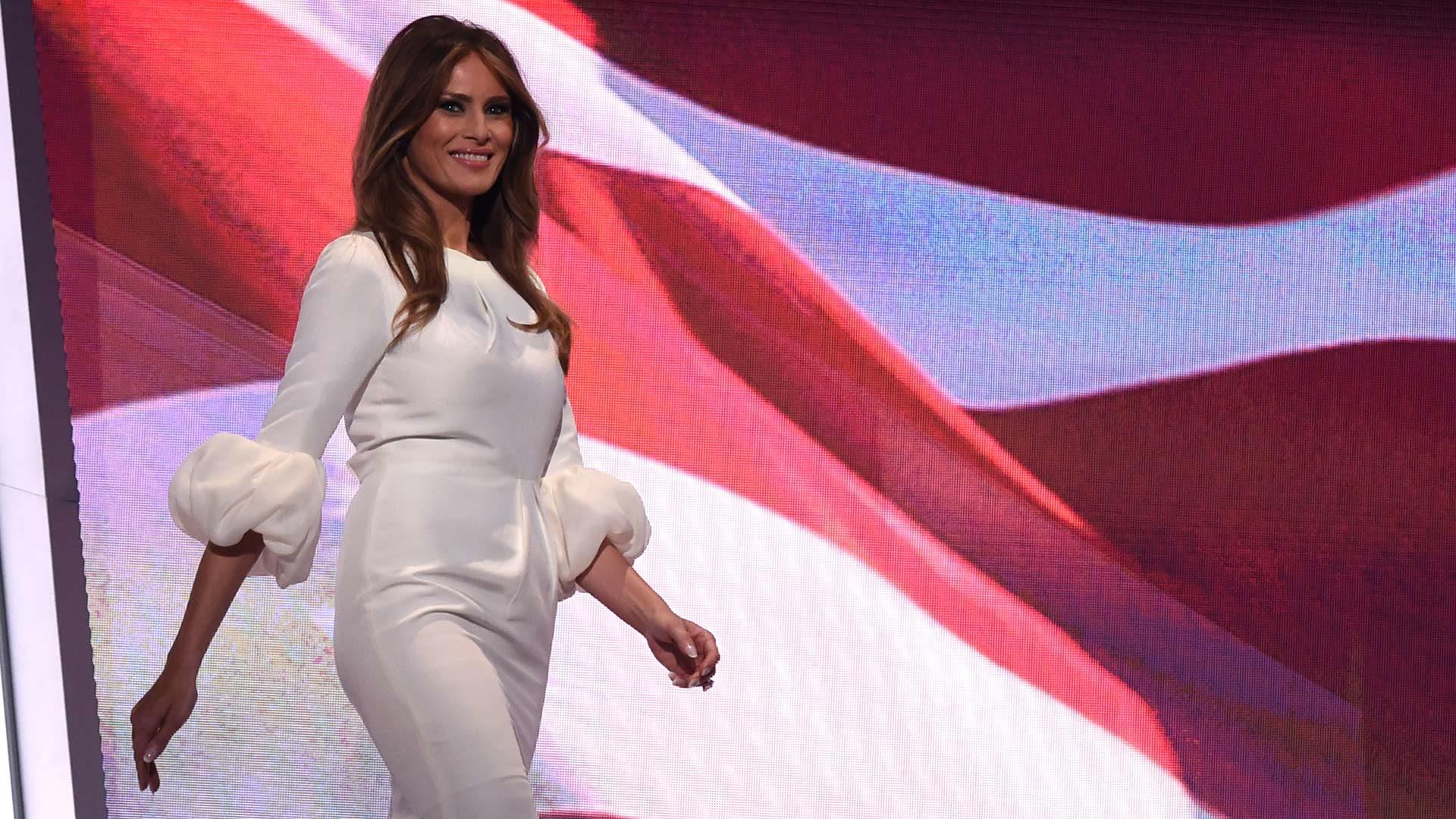 Melania Trump: Una modelo en la Casa Blanca
