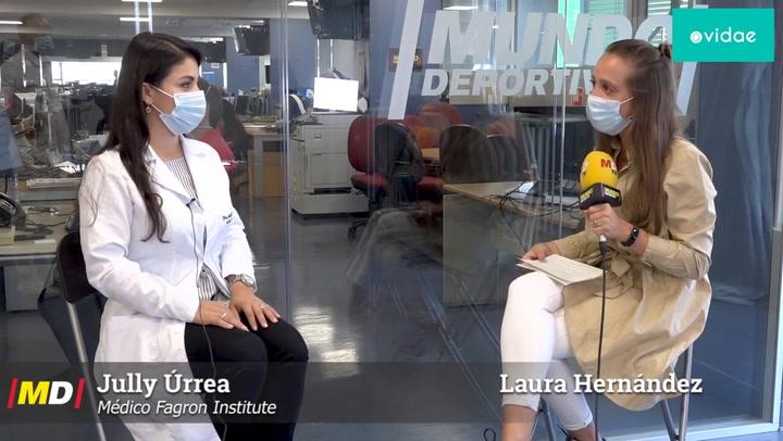 Entrevista a la doctora Jully Úrrea, sobre la vuelta al cole durante el COVID-19