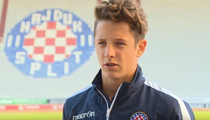 Así juega Domagoj Bradarić