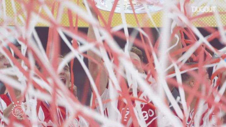 Lisandro Martínez's best AFC Ajax moments