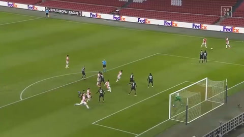 Ajax 1-1 Lille (Europa League)